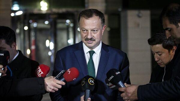 Recep Özel - Sputnik Türkiye