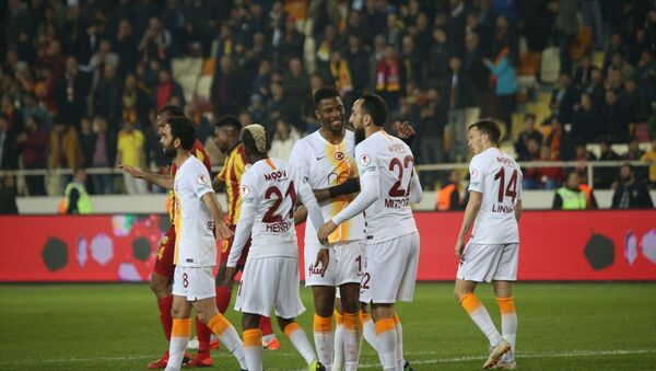 Galatasaray Türkiye Kupası'nda finalde - Sputnik Türkiye