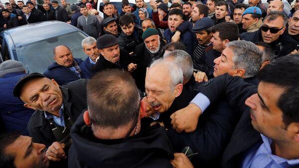 Kemal Kılıçdaroğlu, Ankara, saldırı - Sputnik Türkiye