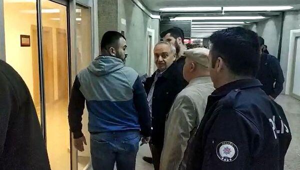 Eski İstihbarat Daire Başkanı Uzun - Sputnik Türkiye
