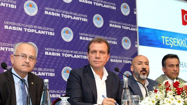 Vahap Seçer - Sputnik Türkiye