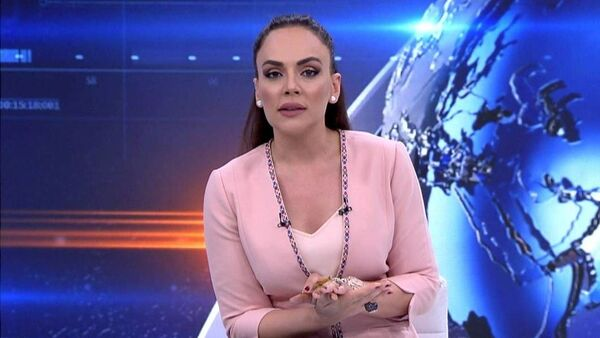 Buket Aydın - Sputnik Türkiye