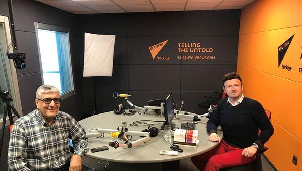 Yazar Doç. Dr. Şekip Altunkan-Serhat Sarısözen - Sputnik Türkiye