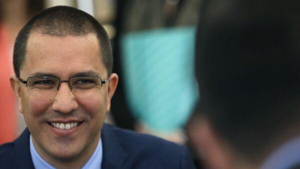 Venezüella Dışişleri Bakanı Jorge Arreaza - Sputnik Türkiye