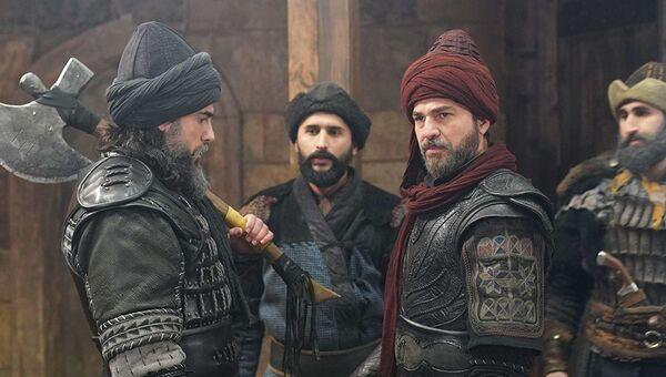 Diriliş Ertuğrul - Sputnik Türkiye