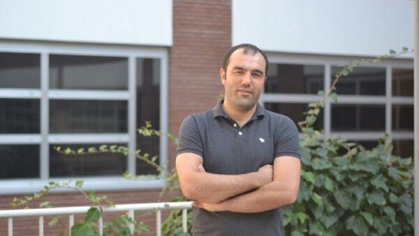 Erdinç Öztürk - Sputnik Türkiye