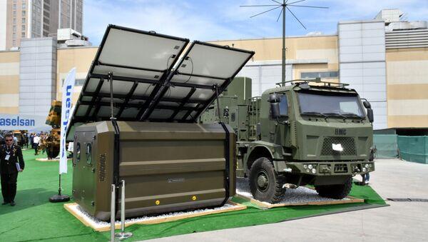 IDEF 2019 14. Uluslararası Savunma Sanayii Fuarı 1 - Sputnik Türkiye