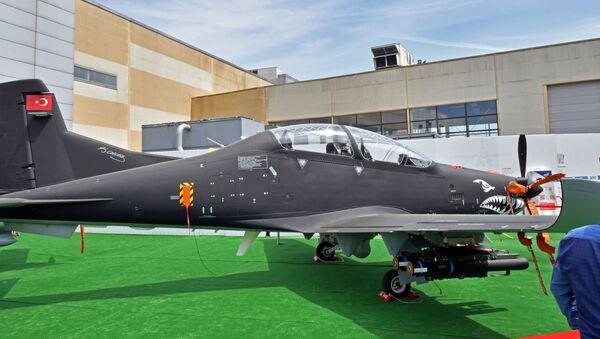 IDEF 2019 14. Uluslararası Savunma Sanayii Fuarı 3 - Sputnik Türkiye