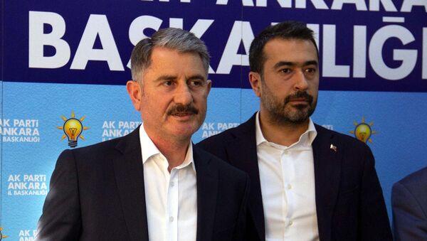 Ayhan Yılmaz - Sputnik Türkiye