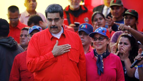 Maduro: Darbe teşebbüsü bizzat Beyaz Saray'dan yönetildi - Sputnik Türkiye