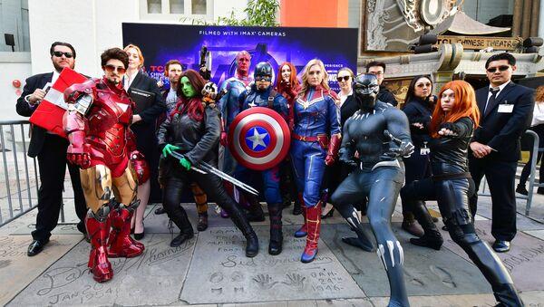 Avengers: Endgame - Sputnik Türkiye