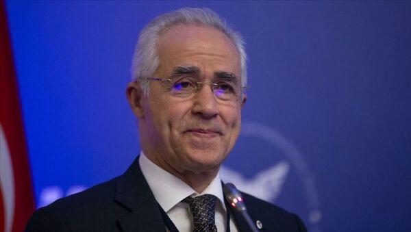 Türkiye Müteahhitler Birliği (TMB) Başkanı Mithat Yenigün - Sputnik Türkiye