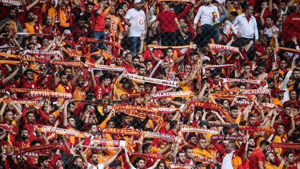 Türk Telekom Stadyumu'nda seyirci rekoru kırıldı - Sputnik Türkiye
