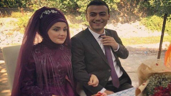 23 Haziran'daki düğününü iptal etti - Sputnik Türkiye