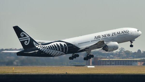 Yeni Zelanda Havayolları - Sputnik Türkiye