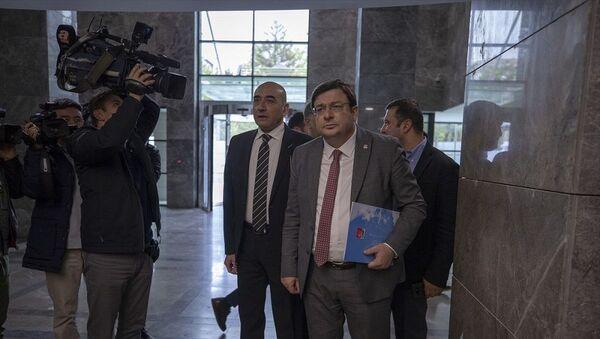 Muharrem Erkek - Sputnik Türkiye