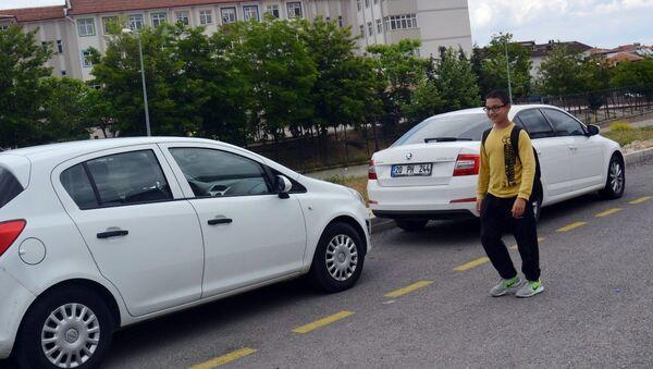 Seyfi Diker - Sputnik Türkiye