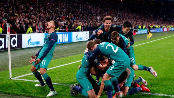 UEFA Şampiyonlar Ligi finalinde Liverpool'un rakibi Tottenham - Sputnik Türkiye