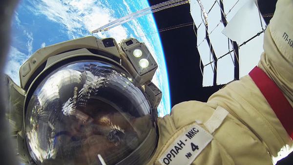 Rusya - Kozmonot - Sputnik Türkiye