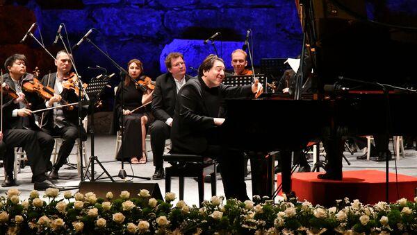 Türk - Rus Klasik Müzik Festivali Fazıl Say 2 - Sputnik Türkiye