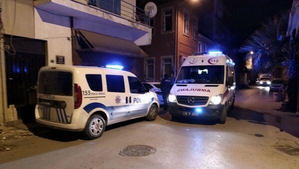 Cinayet işleyen polis için 41 yıl hapis istemi - Sputnik Türkiye