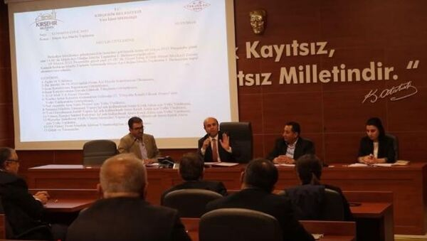 CHP'li Kırşehir Belediye Başkanı Selahattin Ekicioğlu - Sputnik Türkiye