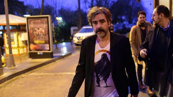 Gazeteci Deniz Yücel - Sputnik Türkiye