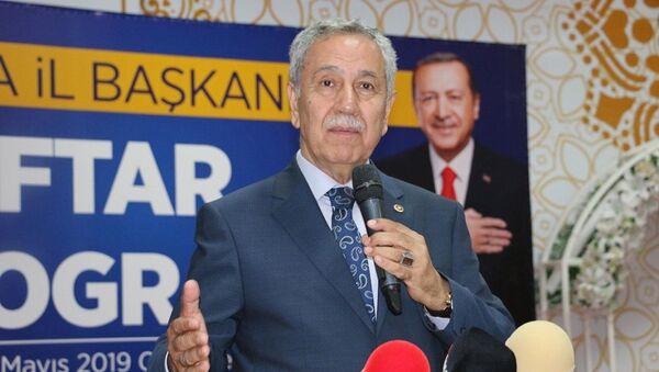 Bülent Arınç - Sputnik Türkiye