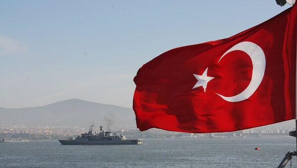 Denizkurdu - 2019 Tatbikatı - Sputnik Türkiye