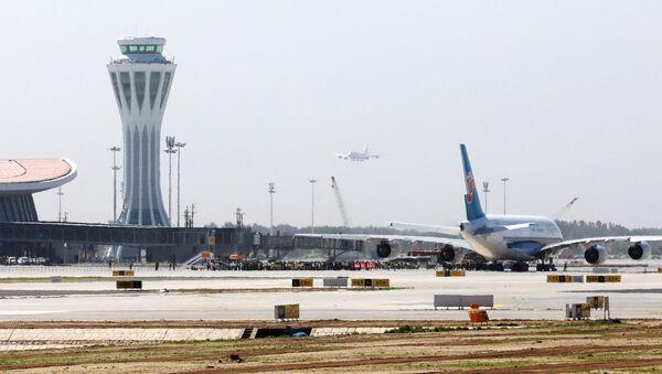 Daxing Uluslararası Havalimanı - Sputnik Türkiye