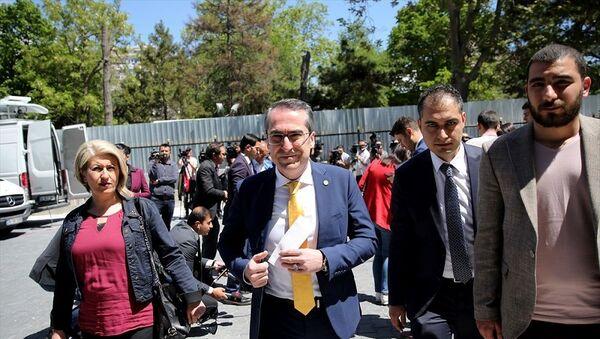 Hasan Seymen - Sputnik Türkiye