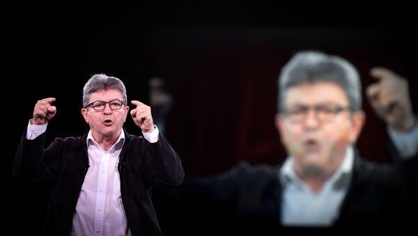 Jean-Luc Mélenchon - Sputnik Türkiye