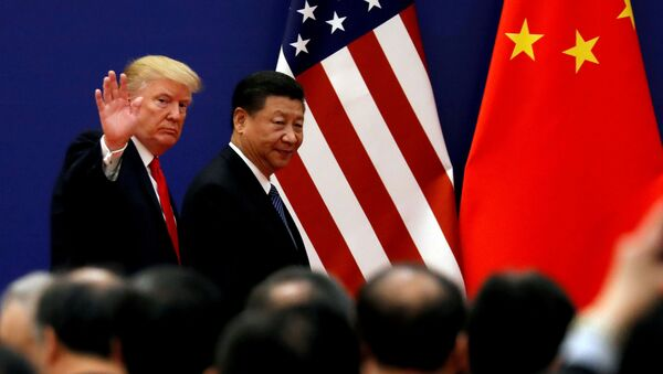 Trump: Çin'e yönelik gümrük vergilerini arttırma kararımı henüz vermedim - Sputnik Türkiye