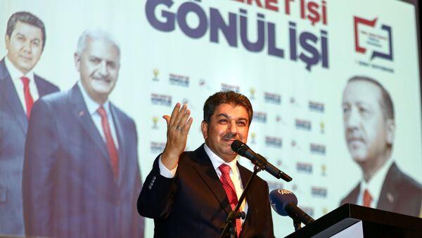 Tevfik Göksu - Sputnik Türkiye