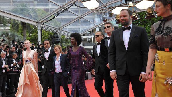 72. Cannes Film Festivali başladı - Sputnik Türkiye