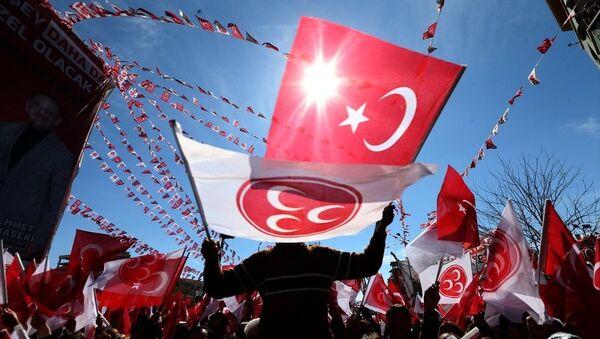 MHP, seçmen - Sputnik Türkiye