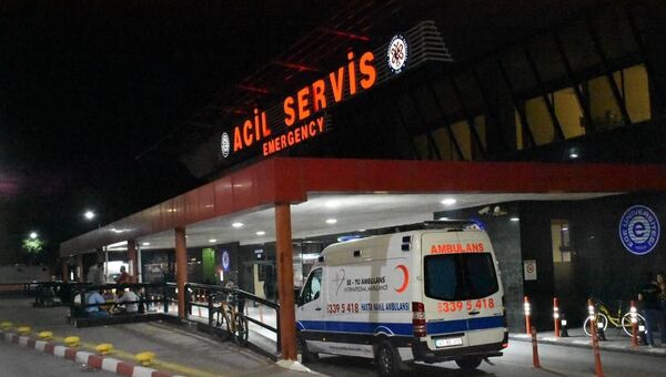 Acil servis - Sputnik Türkiye