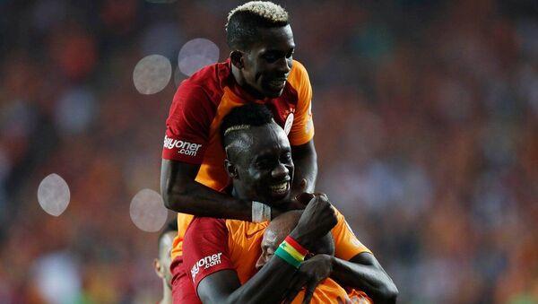 Ziraat Türkiye Kupası'nın sahibi Galatasaray oldu - Sputnik Türkiye
