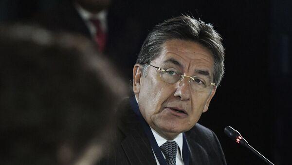 Kolombiya Başsavcısı Nestor Humberto Martinez - Sputnik Türkiye