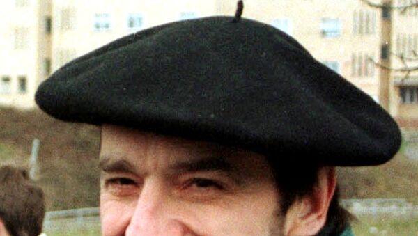 ETA'nın siyasi lideri olarak bilinen Jose Antonio Urrutikoetxea - Sputnik Türkiye