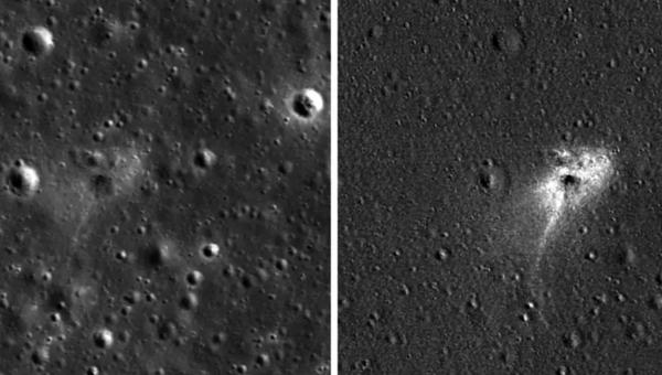 İsrail'in Ay'a çakılan Beresheet aracı - Sputnik Türkiye
