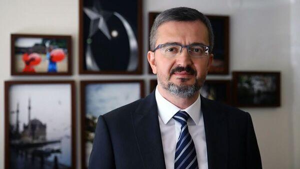 Burhanettin Duran - Sputnik Türkiye
