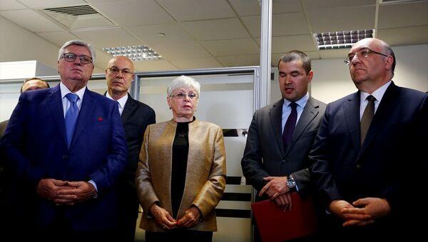 Moskova'da Uluslararası Andrey Karlov Vakfı'nın ofisi törenle açıldı - Sputnik Türkiye