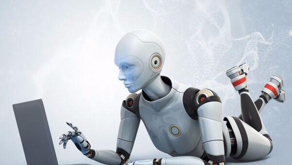 Robot - PC - Sputnik Türkiye