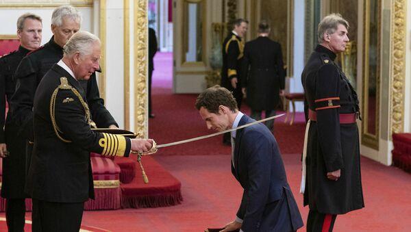 İskoç tenisçi Andy Murray şövalye ilan edildi - Sputnik Türkiye