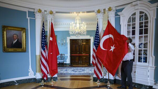 Türkiye - ABD - Sputnik Türkiye