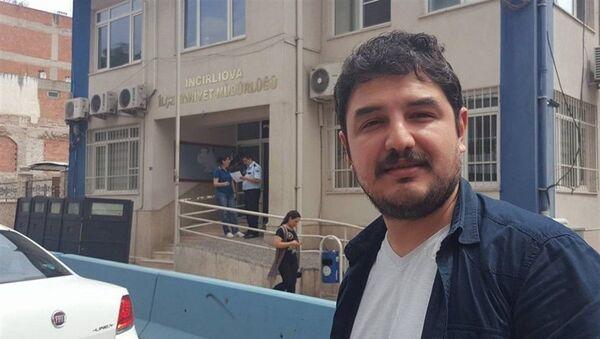 Serhan Seyhan - Sputnik Türkiye