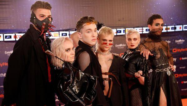 İzlanda- Eurovision - Sputnik Türkiye
