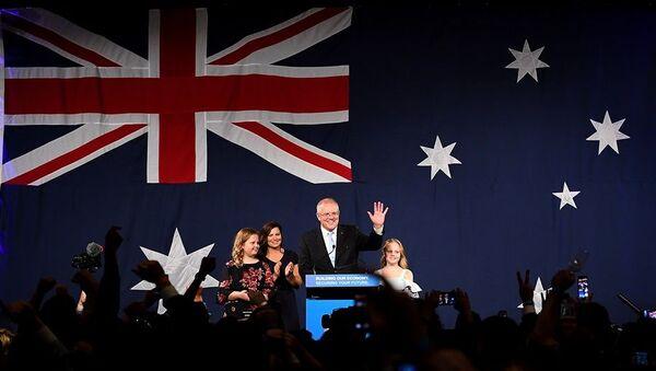 Avustralya Başbakanı Scott Morrison - Sputnik Türkiye