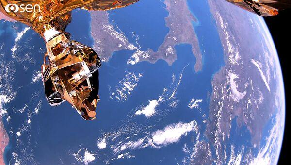 Rusya'da geliştirilen uydu, yeryüzünü ilk kez 4K video teknolojisiyle görüntüledi - Sputnik Türkiye